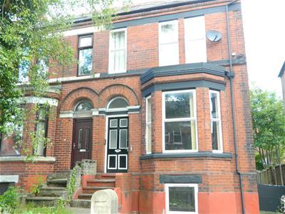 Albert Road,  Manchester,